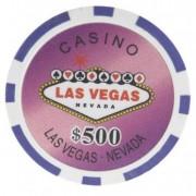 Jetons Vegas 500$