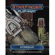 Starfinder - Flip Mat : Starship