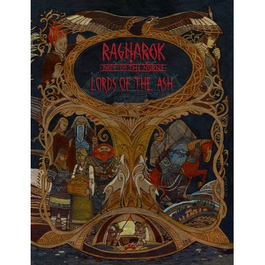 Fate of the Norns : Ragnarok - Lords of the Ash (Hardcover)