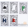 Fate of the Norns : Ragnarok - Custom Rune Deck 2