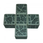 DungeonMorph Dice - Villages Set