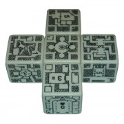 DungeonMorph Dice - Adventurer Set
