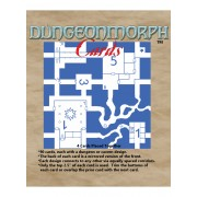 DungeonMorph Cards - Dungeons & Caverns