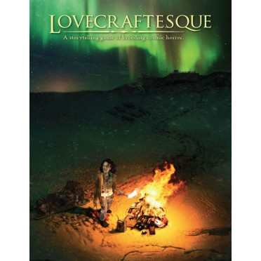 Lovecraftesque RPG (Softcover)