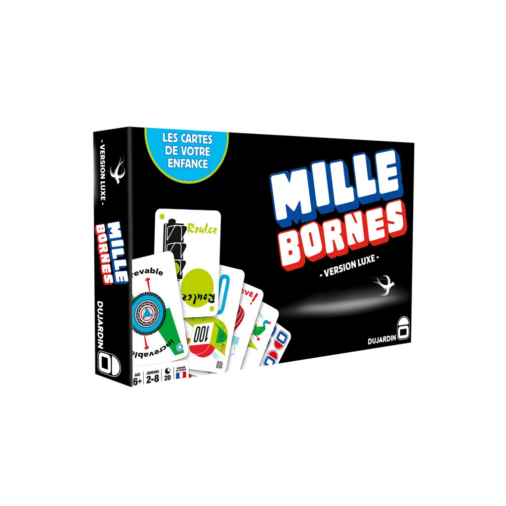Mille bornes luxe boutique philibert en for Dujardin 1000 bornes