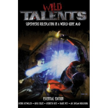 Wild Talents - Essential Edition