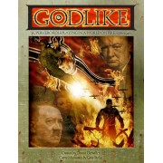 GODLIKE - Superhero Roleplaying in a World on Fire pas cher