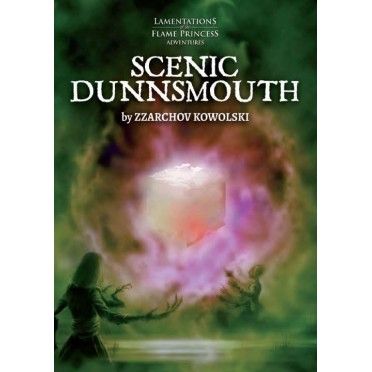 LotFP - Scenic Dunnsmouth (Anglais)