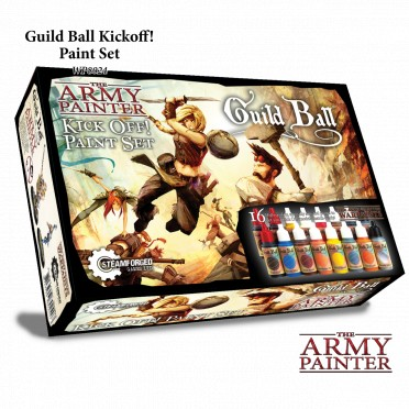 Warpaint Guilball Paint Set