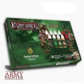 Runewars Latarl Elves Paint Set 0