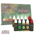 Runewars Latarl Elves Paint Set 2