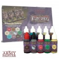 Runewars Waiqar the Undying Paint Set 2