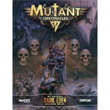 Mutant Chronicles RPG : Dark Eden Source Book