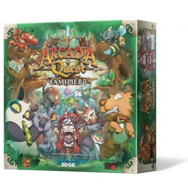 Arcadia Quest VF - Familiers