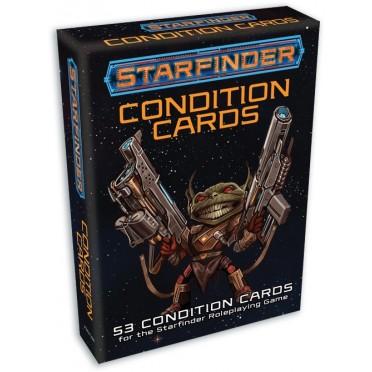 Starfinder - Condition Cards