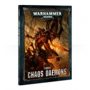 W40K : Codex - Chaos Daemons 8ème Edition VF (Rigide)