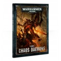 W40K : Codex - Chaos Daemons 8ème Edition VF (Rigide) 0