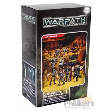 Warpath - Force de démarrage Astérian
