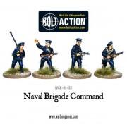 Soviet Naval Brigade Command