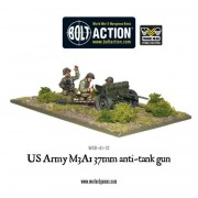Bolt Action - US Army 37mm Anti-tank Gun pas cher