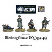 Bolt Action - Blitzkrieg German HQ (1939-42) pas cher