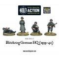 Bolt Action - Blitzkrieg German HQ (1939-42) 0
