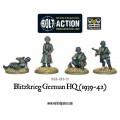 Bolt Action - Blitzkrieg German HQ (1939-42) 1