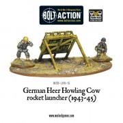 Bolt Action - German Heer Howling Cow Rocket Launcher pas cher