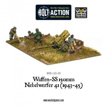 Bolt Action - Waffen-SS 150mm Nebelwerfer 41 (1943-45)