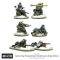 Bolt Action - German Heer Panzerschreck, Flamethrower & Sniper Teams (Winter) 0