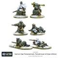 Bolt Action - German Heer Panzerschreck, Flamethrower & Sniper Teams (Winter) 1