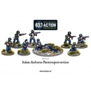 Bolt Action - Italian Airborne Paratroopers Section pas cher