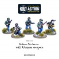 Bolt Action - Italian Airborne with German Weapons 0