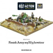 Bolt Action - Finnish 105 H/33 Howitzer