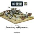 Bolt Action - Finnish 105 H/33 Howitzer 2