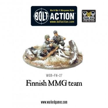 Bolt Action - Finnish MMG Team