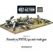 Bolt ACtion - Finnish 75 PSTK/40 Anti-Tank Gun