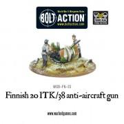 Bolt Action - Finnish ITK/38 Anti-aircraft Gun