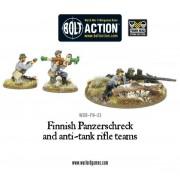 Bolt Action - Finnish Panzerschreck and Anti-Tank Rifle Teams