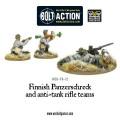 Bolt Action - Finnish Panzerschreck and Anti-Tank Rifle Teams 2