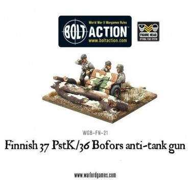 Bolt Action - Finnish 37 PstK/36 Bofors Anti-Tank Gun