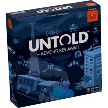 Untold : Adventures Await