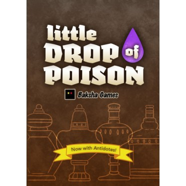 Little Drop of Poison 2nd Ed