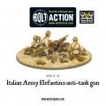 Bolt Action - Italian Army 47mm Elefantino Anti-Tank Gun 6
