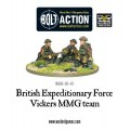 Bolt Action - BEF Vickers MMG Team (1939-40) 0