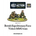 Bolt Action - BEF Vickers MMG Team (1939-40) 3