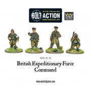 Bolt Action - BEF Command