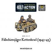 Bolt Action - Fallschirmjager Kettenkrad (1943-45)