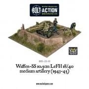 Bolt Action - Waffen-SS 10.5cm LeFH 18/40 Medium Artillery (1943-45)
