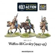 Bolt Action - Waffen SS Cavalry (1942-45) pas cher